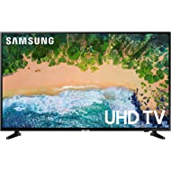 "Samsung Electronics 4K Smart LED TV (2018), 55"" (UN55NU6900FXZA)"