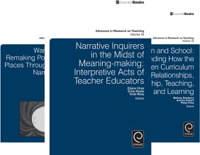 Advances in Research on Teaching (22 Book Series)