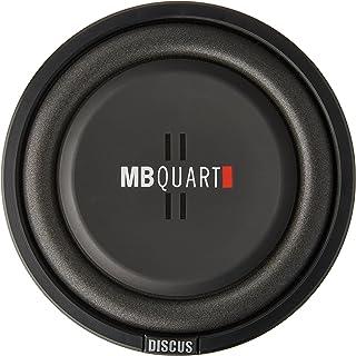 MB Quart DS1-254 Discus Shallow Mount Subwoofer (Black) – 10 Inch Subwoofer, 400 Watts, Car Audio, 2 Inch Voice Coils, UV ... photo