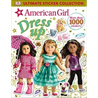 Ultimate Sticker Collection: American Girl Dress-Up (Paperback)