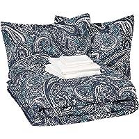 Deals on Amazon Basics 8-Piece Ultra-Soft Comforter Bedding Set