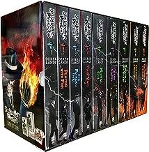 Skulduggery Pleasant Complete Set Books 1-9 (Skulduggery Pleasant, Box Set)