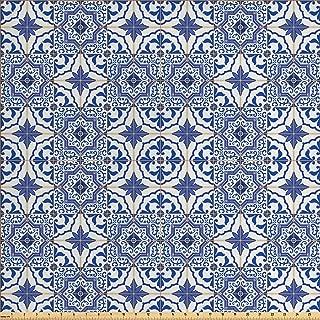 Best portuguese tile fabric Reviews