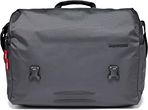 Manfrotto Manhattan Speedy 30 Messenger Bag for CSC, DSLR/Mirrorless Cameras, DJI Mavic Pro/Pro Platinum Drones, Gray