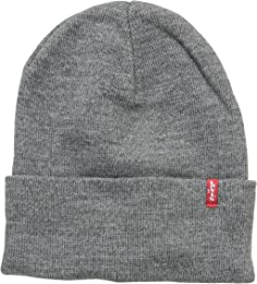 New Slouchy Beanie W Red - Bonnet - Homme