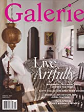 Galerie Magazine Issue 4 (Spring, 2017) Live Artfully