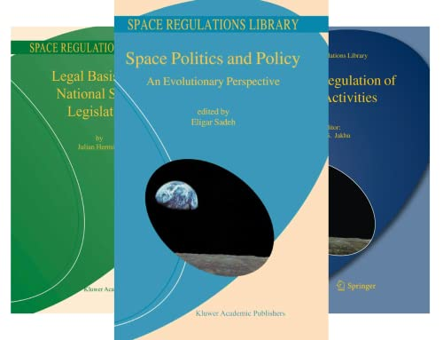 Space Regulations Library (8 Book Series)