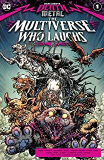 Dark Nights: Death Metal - The Multiverse Who Laughs #1 (Dark Nights: Death Metal (2020-))