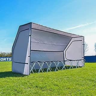 soccer sideline shelters