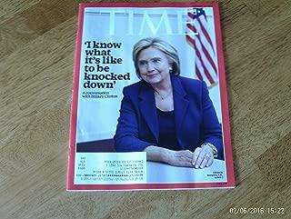 Time Magazine (February 15, 2016 - Cover: Hillary Clinton)