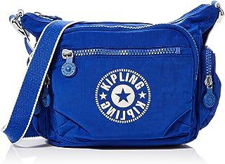 Kipling Damen Gabbie S Crossbody, Blau (Laser Blue), Einheitsgröße