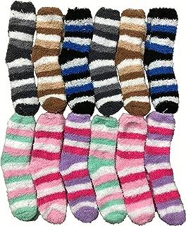 Kids Wholesale Bulk Warm Colorful Fuzzy Cozy Socks