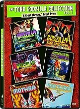 Godzilla Vs. Destroyah / Godzilla Vs. Spacegodzilla / Godzilla Vs. King Ghidorah / Godzilla Vs. Mothra 1992 Rebirth of Mothra / Rebirth of Mothra II - Set