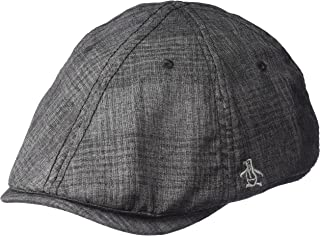 Original Penguin Men's Textured Driving Cap