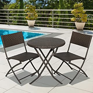 amazon com balcony patio furniture sets patio furniture rh amazon com backyard patio furniture outside patio furniture near me