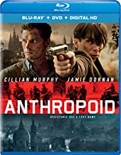 anthropoid blu ray