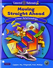 CONNECTED MATHEMATICS GRADE 7 STUDENT EDITION MOVING STRAIGHT AHEAD (Connected Mathematics 2)