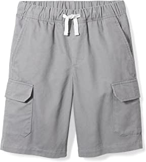 Amazon Brand - Spotted Zebra Boy's Cargo Shorts