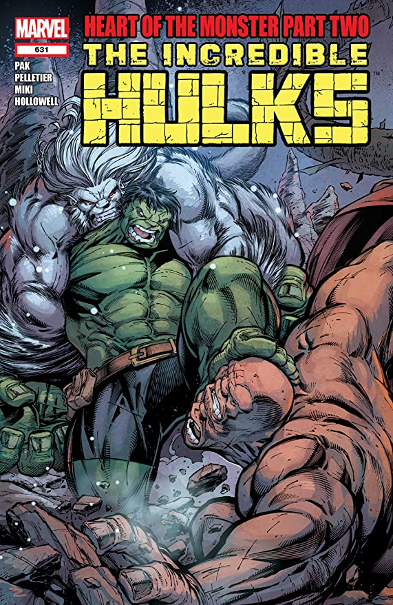 未払いオーチャード複合Incredible Hulks (2009-2011) #631 (Incredible Hulk (2009-2011)) (English Edition)