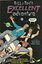 comic: (Movie Adaptation) BILL & TED'S EXCELLENT ADVENTURE... 1989... Keanu Reeves... Alex Winter... George Carlin...