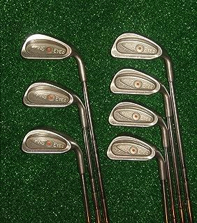 Ping Eye 2 Right-Handed Iron Set Steel Stiff