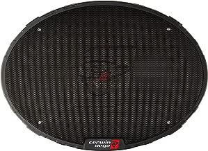 CERWIN VEGA H4692 HED 6-Inch x 9-Inch 400 Watts Max/55Watts RMS Power Handling 2-Way Coaxial Speaker Set
