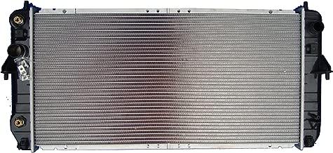 OCPTY Aluminum Radiator Replacement fit for LR2279 1998 1999 2000 Cadillac Seville SLS V8 4.6L