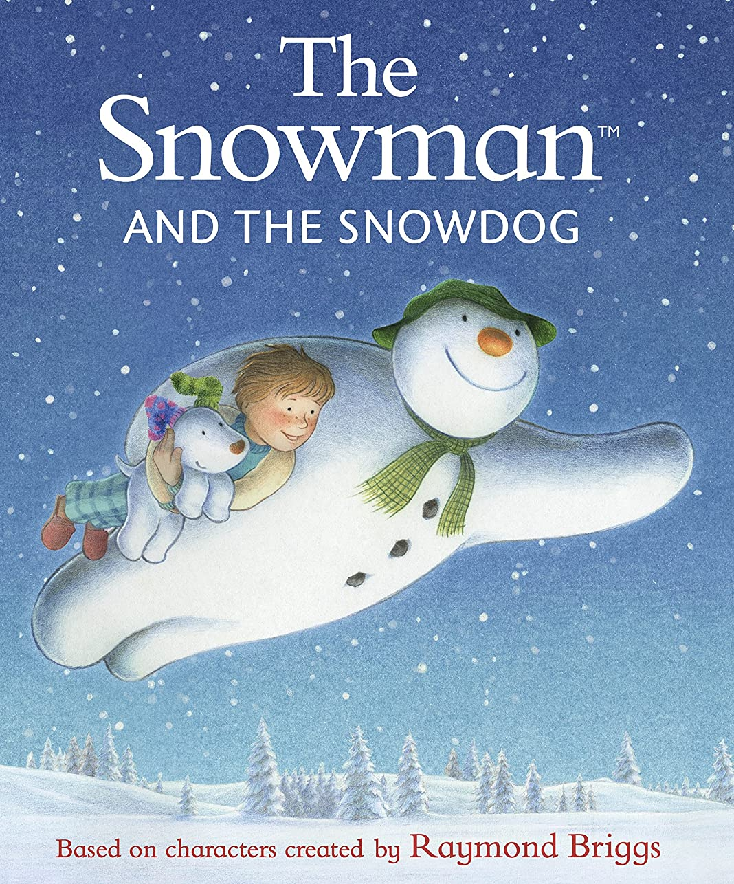分注する明確に三番The Snowman and the Snowdog (English Edition)