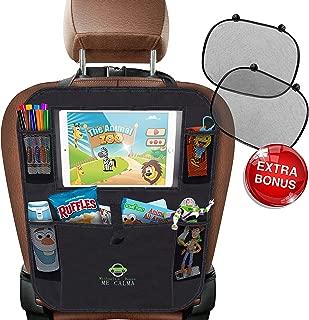 Car Backseat Organizer Tablet/Ipad Holder Up To 11