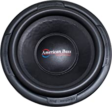 American Bass Usa TNT 1044 1200W Max Dual 4Ω 10