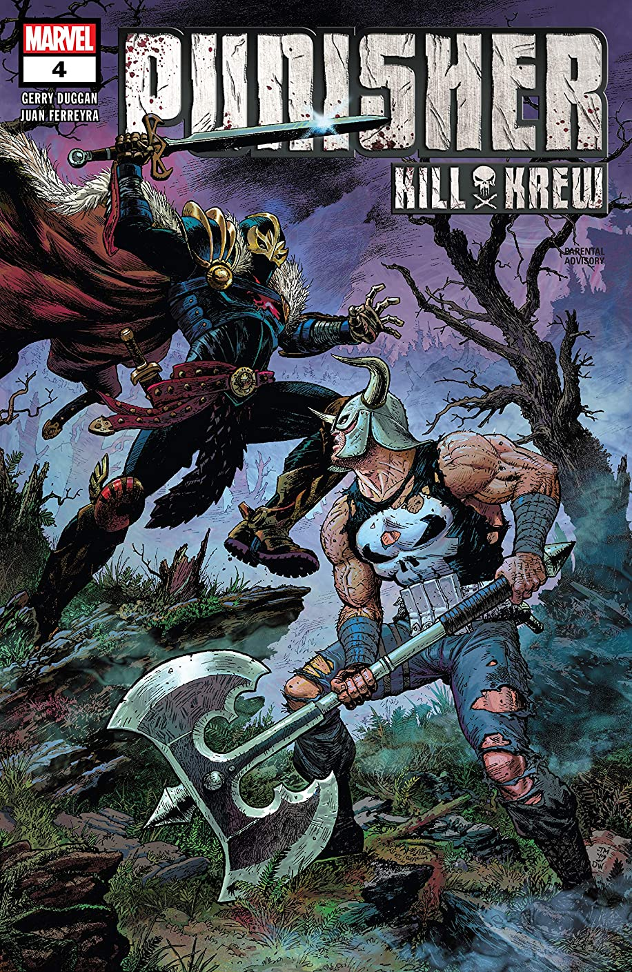 女の子自動車酔ったPunisher Kill Krew (2019-) #4 (of 5) (English Edition)