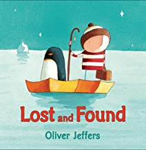 the lost and the found book