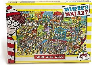 Wild West 1000pc Where's Wally (Waldo)