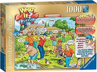 Ravensburger What IF? No.18 - Fantasy Golf, 1000pc Jigsaw Puzzle