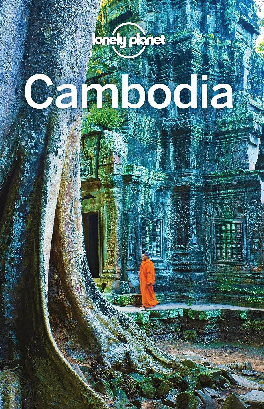 ところで食い違い道路を作るプロセスLonely Planet Cambodia (Travel Guide) (English Edition)