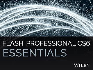 Flash Professional CS6 Essentials
