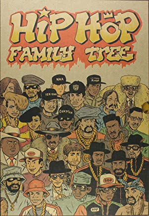 Hip Hop Family Tree 1983-1985 Gift Box Set (Hip Hop Family Tree)
