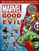 Ultimate Sticker Collection: Marvel Good versus Evil