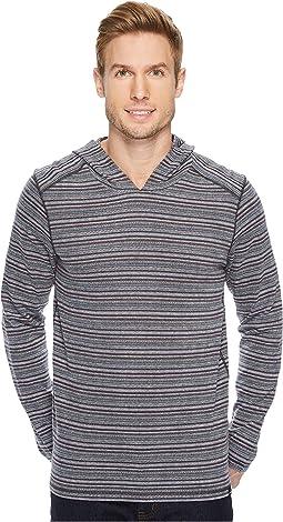Dweller Long Sleeve Pullover Hoodie