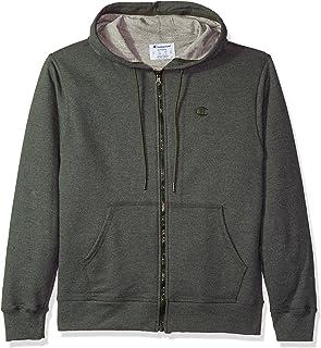c7256eba7d6c Amazon.com  Champion - Green   Sweatshirts   Hoodies   Men  Sports ...