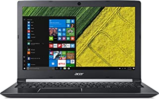 "Acer Laptop, Pantalla de 15.6"", Intel  Core i5_8250u 1.6GHz, 8GB RAM, 1TB HDD, Bluetooth+ Wi-Fi, Windows 10, Negro (A515-51-52NC)"