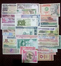 15 Different Original World Wide Foreign Currency Bank Notes Rare Collection @ arunrajsofia