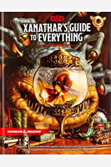 Xanathar's Guide to Everything (Dungeons & Dragons) Hardcover