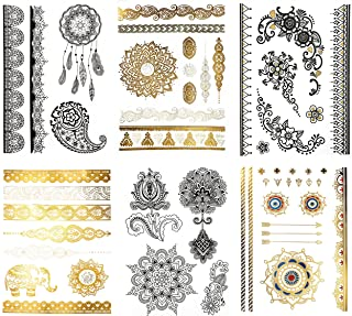 Best gold and black tattoo Reviews