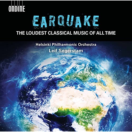 Earquake: The Loudest Classical Music of All Time by Leif