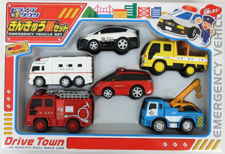 venta al por mayor barato Town emergency drive Coche Coche Coche set (japan import)  punto de venta en línea