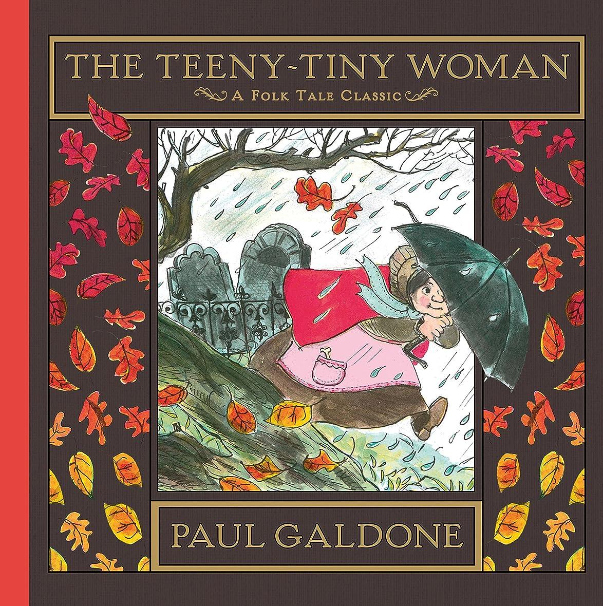 The Teeny-Tiny Woman (Paul Galdone Classics) (English Edition)