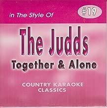 JUDDS & WYNONNA Country Karaoke Classics CDG Music CD