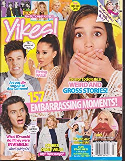 Best yikes magazine 2015 Reviews