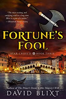 Fortune's Fool (Star-Cross'd Book 3) (English Edition)